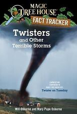 Kids paperback gr2-4:Magic TreeHouse Fact  Tracker Twisters+Other Terrible Storm