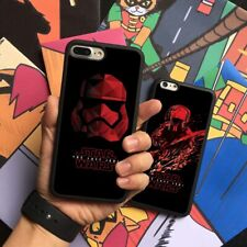 Star Wars The Last Jedi Silicone Phone Case Cover For iPhone Samsung Galaxy
