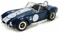 1965 Shelby Cobra 427 S/C Blue Shelby Collectibles 1:18 Diecast