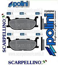 PASTICCHE FRENO POLINI HQ YAMAHA XV DX VIRAGO 535 cc 2001-03-BRAKE PADS- 1740057