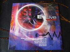 Slip Album: Various : E-Live 1999/2002 : Netherlands E-Live Festival