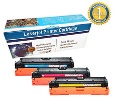 3PK CLT-503L CMY Color Toner Set for Samsung ProXpress C3060FW C3010DW C3060