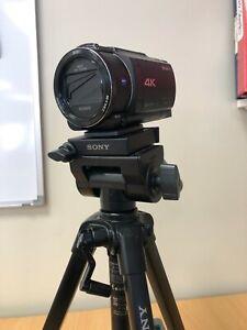 Sony Handycam FDR-AX53 Ultra HD 4K  Balanced Optical SteadyShot