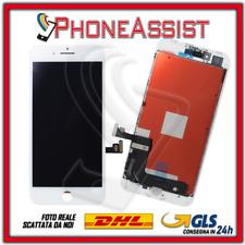 DISPLAY LCD VETRO TOUCH Per Apple iPhone 8 Plus SCHERMO ORIGINALE TIANMA Bianco