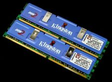 Kingston HyperX 4GB (2x2GB) DDR2-800 PC2-6400 CL5 240-Pin Desktop Memory RAM Kit