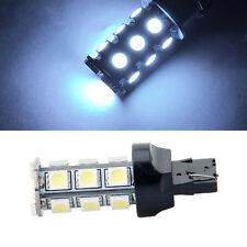 7000K 12V White RV Camper Headlight 7440 5050 18-LED Light Bulbs Backup Reverse