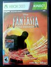 Disney Fantasia Music Evolved Xbox 360 KINECT Video Game New and Sealed