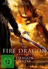 Fire Dragon Chronicles: Dragon Quest ( Fantasy-Abenteuer ) mit Jason Connery NEU