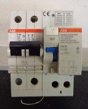 ABB - Interruttore Magnetotermico Differenziale  2x25A  Id=0,03A 6  kA