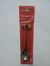 SYDNEY 2000 OLYMPIC GAMES OFFICIALLY LICENSED 3 MASCOTS EMBOSSED SPOON - MINT
