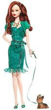 Barbie Birthstone Beauties May Birthday Miss Emerald Caucasian New NRFB Mint