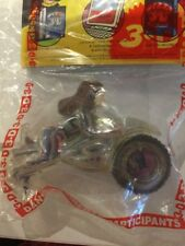 McDonalds Happy Meal Toy - Spy Kids Carmen On Cycle 2003