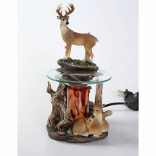 Deer Burner Wax Tart Oil Candle Warmer Electric Polyresin