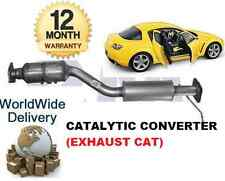 FOR MAZDA RX8 1.3i 2003-2010 CATALYTIC CAT CONVERTER KIT 192bhp + 231bhp
