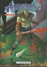 AVALONIA n. 5 (L'ultimo drago), Ed.Cronaca di Topolinia