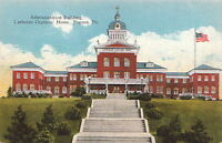 Postcard Administration Building Lutheran Orphans Home Topton PA