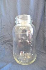 Set of 3 Anchor Hocking Liberty Bell Bicentennial 1976 quart mason jars