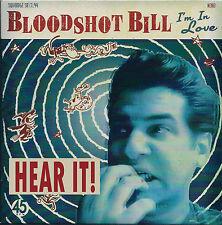 BLOODSHOT BILL-Lovin' Honey/I'm In Love +2 SQUOODGE EP-ULTRA WILD ROCKABILLY