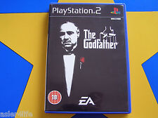 THE GODFATHER - PLAYSTATION 2 - PS2