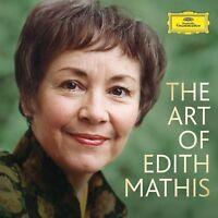 THE ART OF EDITH MATHIS - MATHIS,EDITH/+  7 CD NEU MOZART/SCHUMAN/HAYDN/+