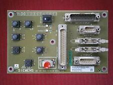 Platine mit 8 Tastern -2 versch. Typen- 2x SMD-LED, 1 Schiebeschalter, 6 Stecker