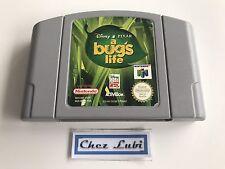Disney 1001 Pattes (A Bug's Life) - Nintendo 64 N64 - PAL FRA