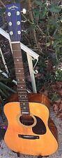 Sigma by Martin Anniversary guitar 1980's Model D 10 guitar w /orig case EUC