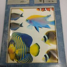 Topical Fish Bath and Shower Appliques Decals Stickers