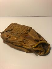 "Rawlings RBG4 Fastback Model Cesar Cedeno Adult Leather Softball Glove LHT 11"""