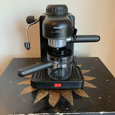 Krups Model 963-A Espresso / Cappuccino Coffee Maker 4 CUP Steam