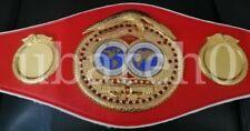 IBF Boxing Championship Belt WORLD champion Adult size