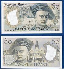 50 Francs Quentin de la Tour Type 1976 - 1980 L.19 NEUF