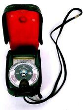 Gossen Luna Pro ASA Light Meter With Carrying Case