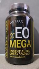 doTERRA xEO Mega Essential Oil Omega Complex 120 Softgels - New! Exp 5/2019!