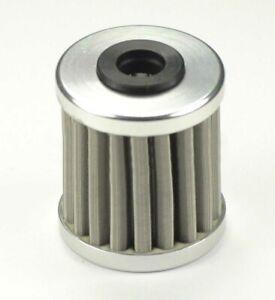 Stainless Steel Oil Filter Suzuki RMz250 RMz 250 RM Z250 2005-2010