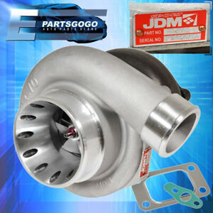 JDM Sport GT3582 Water & Oil Cooled Turbo Charger T3 Inlet Flange .70AR/.82Ar
