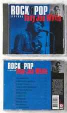 TONY JOE WHITE Rock & Pop Legends LIVE .. CD OVP/NEU