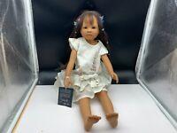 Heidi Plusczok Vinyl Puppe Sue Li 56 cm. Top Zustand