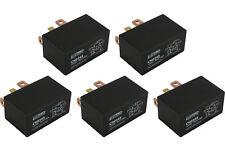 5x TEMCo 100 80 Amps DC Winch Motor Reversing Solenoid Relay 12 Volt Contactor