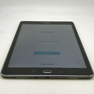 Samsung Galaxy Tab A 2019 32GB Smoky Titanium WiFi Good Condition