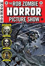 "2@Rob Zombie Posters Vina Robles 2014 Original Print By Bob Hardin 14 1""2X 22"""