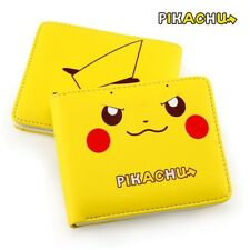 Pokemon Wallet Purse Handbag Pikachu Womens Mens Kids Nintendo Wii 3DS Anime OZ!