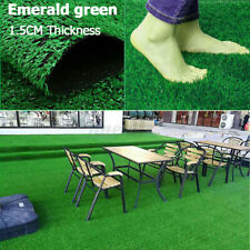 Synthetic Grass Mat Artificial Carpet Landscape Fake Golf Rug Area Turf