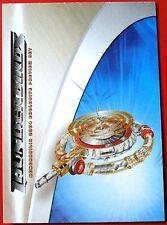 THUNDERBIRDS - Memorabilia 2004 Exclusive PREVIEW Card - TMP5 - Cards Inc 2004
