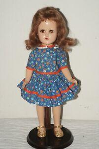 "PRETTY Vintage 14"" Nancy Lee Composition Doll"