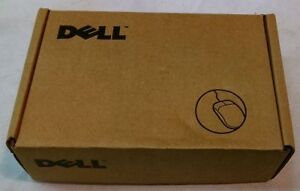 Dell RGR5X  0RGR5X 2-Button USB Optical Mouse New open box