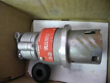 Cooper Crouse-Hinds BP49 Explosion Proof Pin & Sleeve Plug, 30A 250VAC/DC - NEW