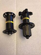 Mavic Cosmic 20/18 Holes Road Bike Hub Set QR Skewers. 10/11 Speed Shimano/Sram.