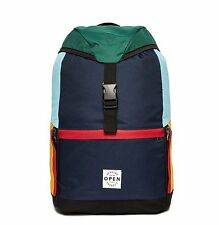 OPEN Welby backpack school rucksack, travel bag, gym, unisex, one size - NEW