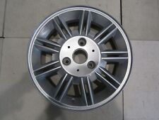 "SMART FORTWO 450 15"" 4J FRONT ALLOY WHEEL RIM P/N: 0007936V001 REF 20J30"